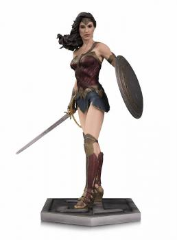 JUSTICE LEAGUE MOVIE STATUE - WONDER WOMAN