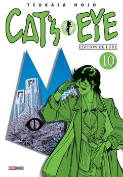 Cat's eye - Nouvelle Edition tome 10