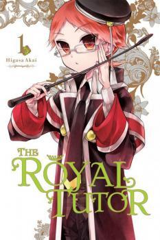 Royal Tutor vol 01 GN Manga