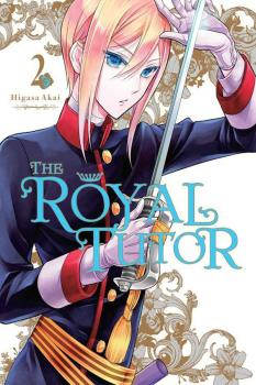 Royal Tutor vol 02 GN Manga