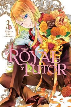 Royal Tutor vol 03 GN Manga