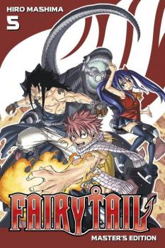 Fairy Tail Master's Edition vol 05 GN Manga