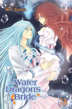 Water Dragon's Bride vol 03 GN Manga