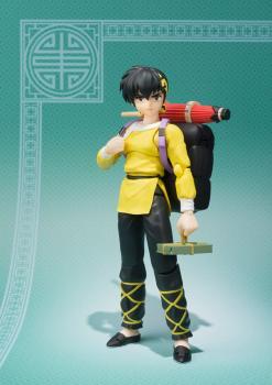 Ranma 1/2 Figuarts Action Figure - Ryoga Hibiki