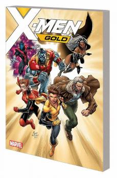 X-MEN GOLD VOL. 01: BACK TO BASICS (TRADE PAPERBACK)