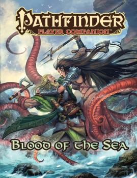 Pathfinder RPG Player Companion - Blood of the Seas SC