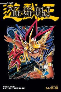 Yu-Gi-Oh! Omnibus vol 12 GN Manga