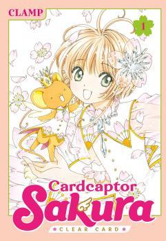 Cardcaptor Sakura Clear Card vol 01 GN Manga