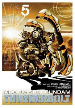 Mobile Suit Gundam Thunderbolt vol 05 GN Manga HC