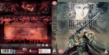 Berserk Collection Blu-Ray UK