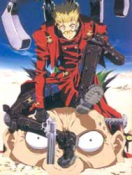 Trigun, Trading Collection pack