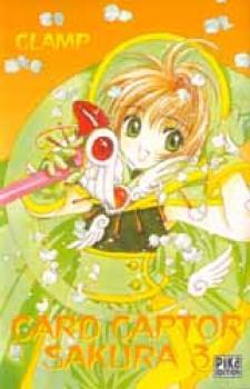 Cardcaptor Sakura tome 03