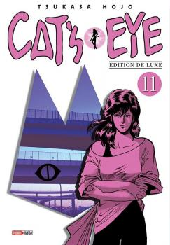 Cat's eye - Nouvelle Edition tome 11