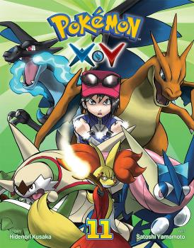 Pokemon XY vol 11 GN