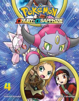 Pokemon Omega Ruby Alpha Sapphire vol 04 GN Manga
