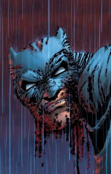 BATMAN DARK KNIGHT MASTER RACE COVERS DLX ED HC