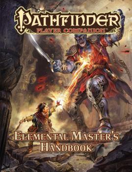 Pathfinder RPG Player Companion - Elemental Master Handbook SC