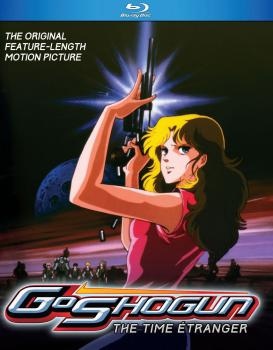 Goshogun The Time Etranger Blu-ray
