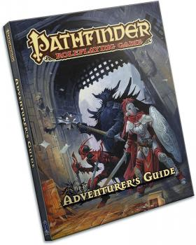 Pathfinder RPG Adventurer's Guide Hardcover