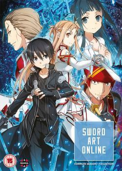 Sword art online Season 01 Collection DVD UK