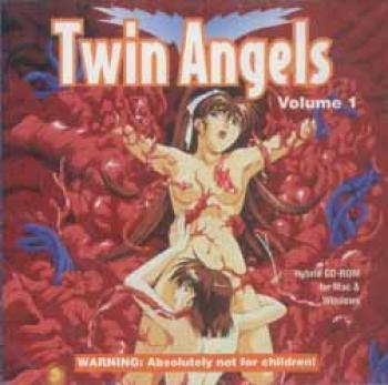 Twin angels CDrom vol 1