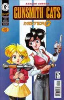 Gunsmith cats Part 8 Mister V 2