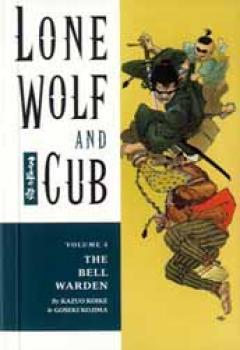 Lone wolf and cub vol 04 TP Shishogan eyes
