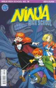 Ninja high school 78