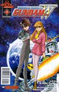 Gundam wing 9