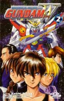 Gundam Wing GN vol 2