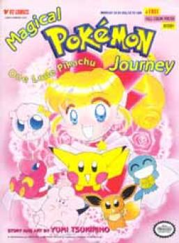Magical Pokemon journey part 3: 1 One lone Pikachu