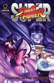 Super Street Fighter Omnibus GN