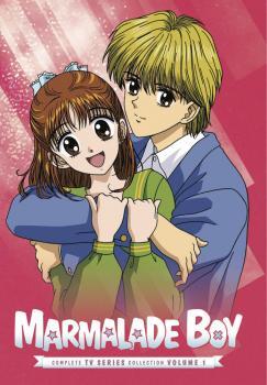 Marmalade Boy Collection 01 DVD
