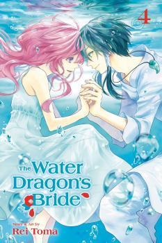 Water Dragon's Bride vol 04 GN Manga