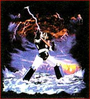 Great Mazinger elemental T-shirt XL