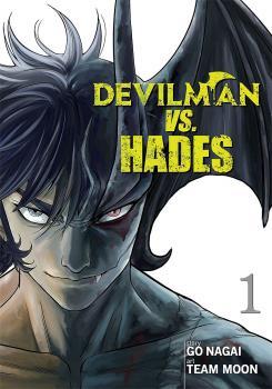 Devilman vs. Hades vol 01 GN Manga