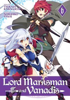 Lord Marksman and Vanadis vol 06 GN Manga