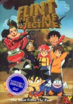 Flint the time detective vol 1 The blast from the past DVD