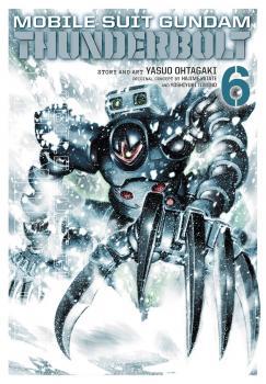 Mobile Suit Gundam Thunderbolt vol 06 GN Manga HC