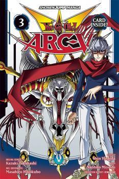 Yu-Gi-Oh! Arc-V vol 03 GN Manga