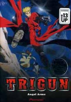 Trigun vol 5 Angel arms DVD