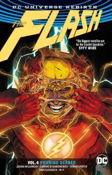 Flash Vol 04: Running Scared (Rebirth) (Trade Paperback)