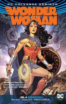 WONDER WOMAN VOL. 04: GODWATCH (REBIRTH) (TRADE PAPERBACK)