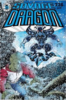 SAVAGE DRAGON #228 (MR)