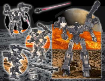 Armored core 2 Action figure Mecha 1