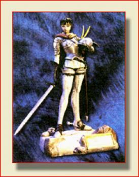 Berzerk Resin statue Casca