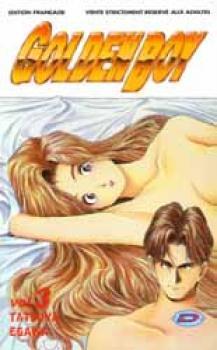 Golden Boy tome 3