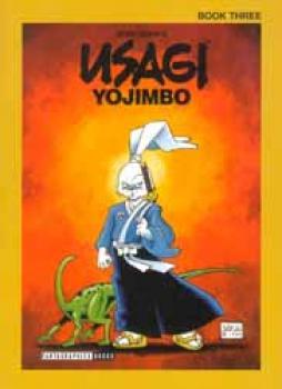 Usagi Yojimbo book 3