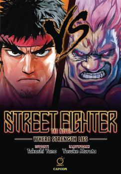Street Fighter Novel