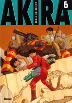 Akira tome 6 b&w